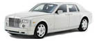 Hire a Rolls Royce wedding car and chauffeur