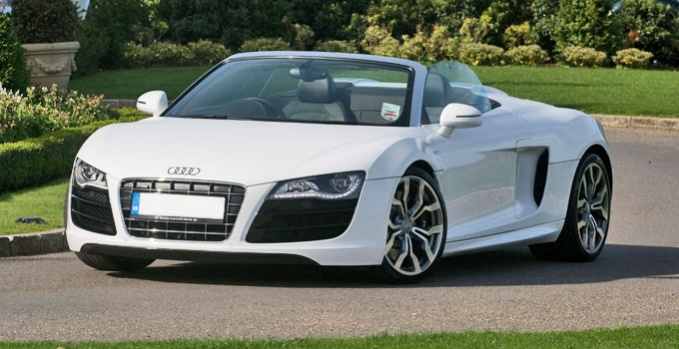 Wedding Hire Wedding Hire Audi R8